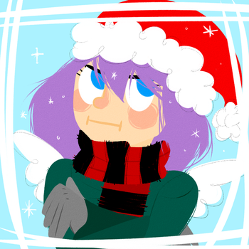Holiday icon by Ch4rm3d