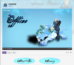 Selanda's Twitch Page by MisaChanChibi