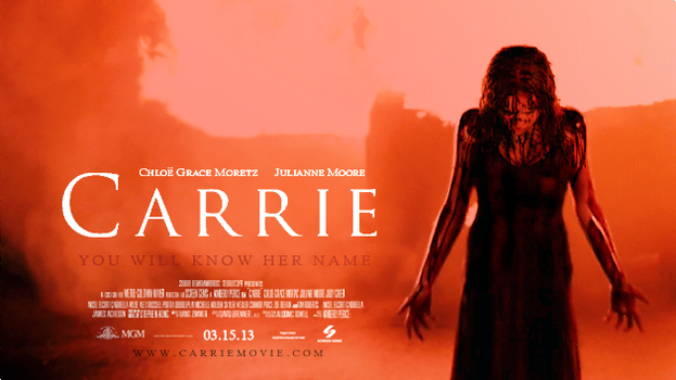 Carrie (2013) Wallpaper by CAMW1N