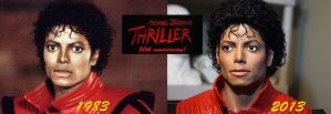30 years of Michael Jackson's Thriller! by godaiking