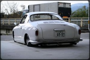 VW KARMANN GHIA OO24 by HypnotiKDSIgns