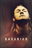 Kasabian Poster by SaintMichael