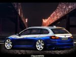 BMW 5 Touring by Geza60