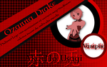 Aka No Usagi - Wallpaper: Ozanna Drake 01 by Hughesation