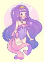 Ball jointed princess by Chpi