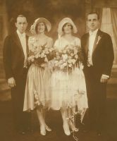 Mary and Nicholas Wedding 1929 by grizzy898