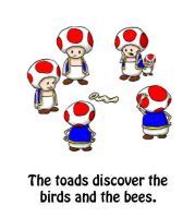 The Toads Discover the Birds and the Bees by JAKtheTerrible