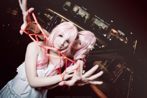 Guilty Crown. On the eve of Last Christmas~ by AmiKaSwallow