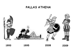 Evolution: Pallas Athena