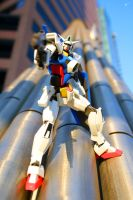 Gundam AGE-1 Normal by Blue-St