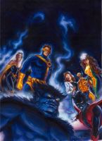 X-Men The Legacy Quest by DavidRabbitte