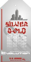 Silver Gold 1 by etiquetas