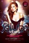 Club Vibes Flyer Template by styleWish