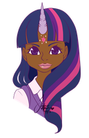 MLP: Twilight Sparkle by Jazzie-Simone