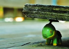 Little Turtwig by junaid16