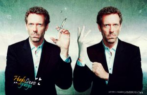 Hugh Laurie I by the-wabbit
