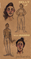 nelly/ahanu by Jackarais
