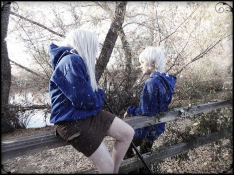 Jack and Jackie Frost ROTG by merelyalice
