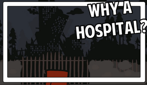 Why a Hospital? l Super Meat Boy #3 by Vendus