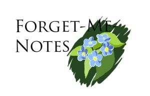 Forget-Me-Notes by TinyYellowMouse