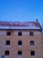 Torun in snow 9 by xxtasiaxx