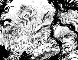 Swamp Thing15 tease by xiconhoca
