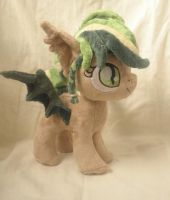 Harvest Spice Plush by SillyBunnies