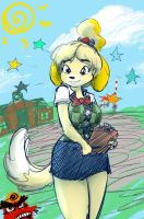 Isabelle by tgwonder