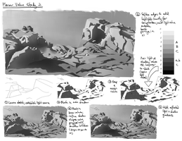 Planar Value Study 2 by theThirdCartel