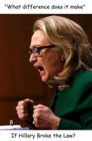 Hillary: What Difference Does it Make by Novuso