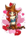 Chibi Miss Fortune:: by kaniame