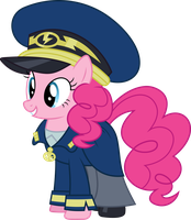General Pinkie by GameMasterLuna
