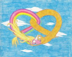 Love Is A Pretzel by Catula
