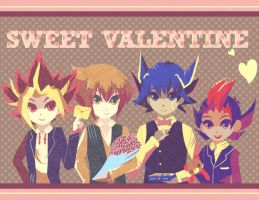 5DXAL Valentines by Thayora