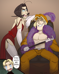 Who's your daddy? by gilll