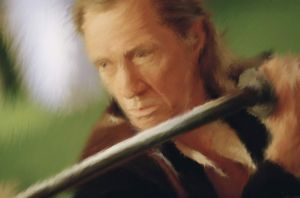 Kill Bill, David Carradine by Rubbersoul1965