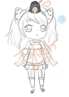 New Style Chibi (WIP) by PyoPop