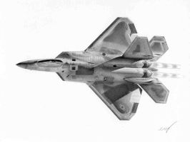 F-22 Final Commission by Raptorguy