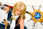 Final Fantasy Zidane Cosplay 1 by theDevil-photography