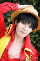 Geared up | Monkey D. Luffy | Z | V by Wings-chan
