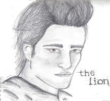 Edward: The Lion by moonfern