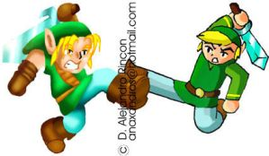 link vs link by bandro