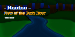 Houtou: Flow of the Dark River by WizWar100