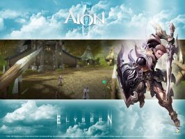 Aion Faction : Elyseen : Sky by shinobireverse