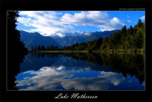 Lake Matherson by bizstice
