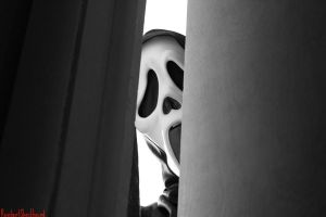 Mr. Ghostface by ResidentShockHound