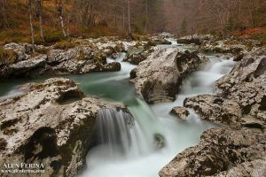 Mostnica river by Febo-theRealOne