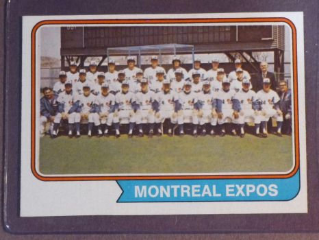 1973 Montreal Expos 3 by danwind