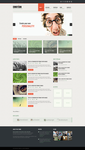 Emotion WP Theme by webdesigngeek