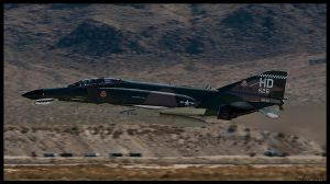 Nellis QF-4 2010 II by AirshowDave